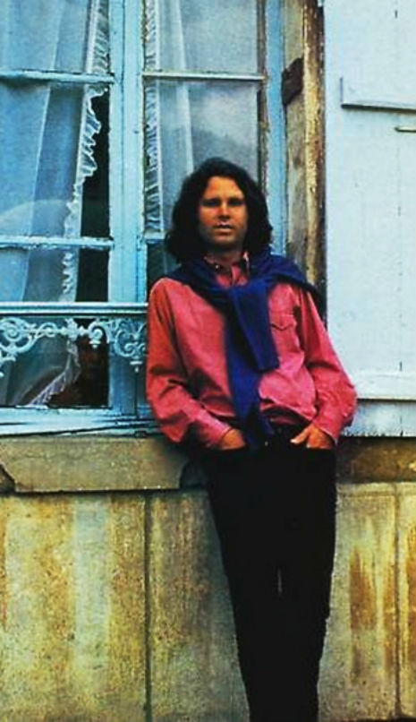 Jim Morrison last photographs ultimas fotos Cultura Inquieta5