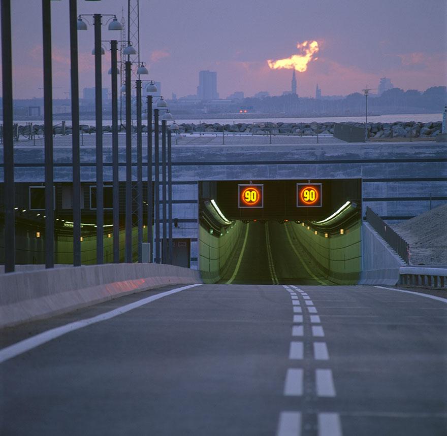 George K.S. Rotne puente dinamarca suecia 3
