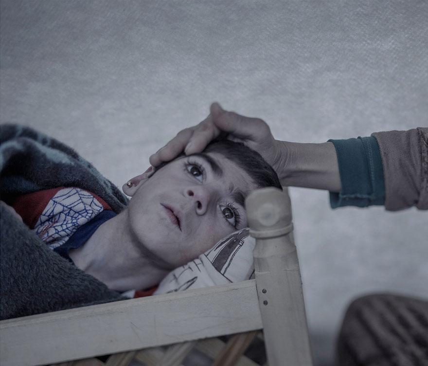 Magnus Wennman World Press Photo Award refugee Syria9