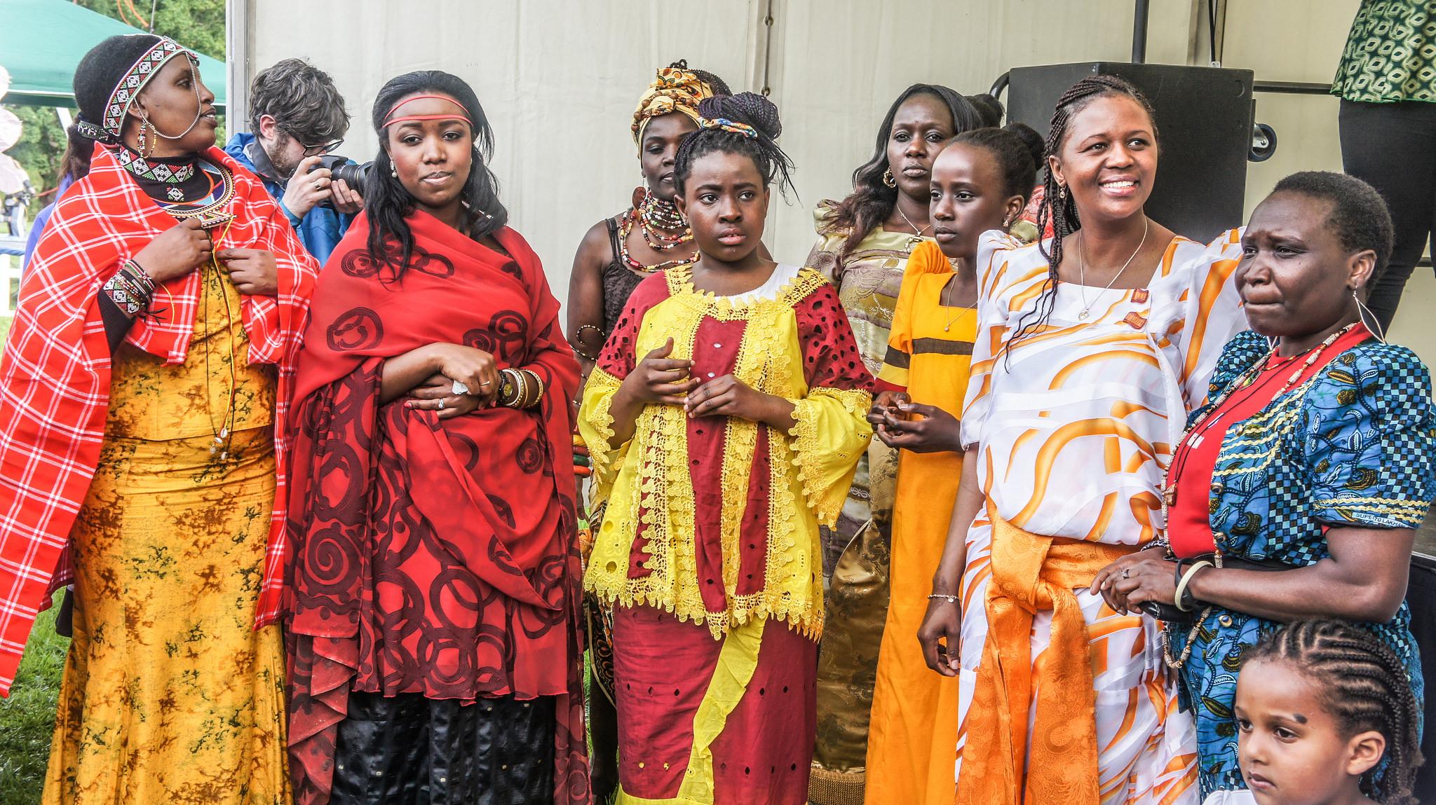 Weddings Around The World Africa
