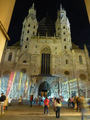 St. Stephen's cathedral, Wien