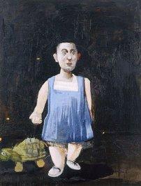 Turtle Girl 2003