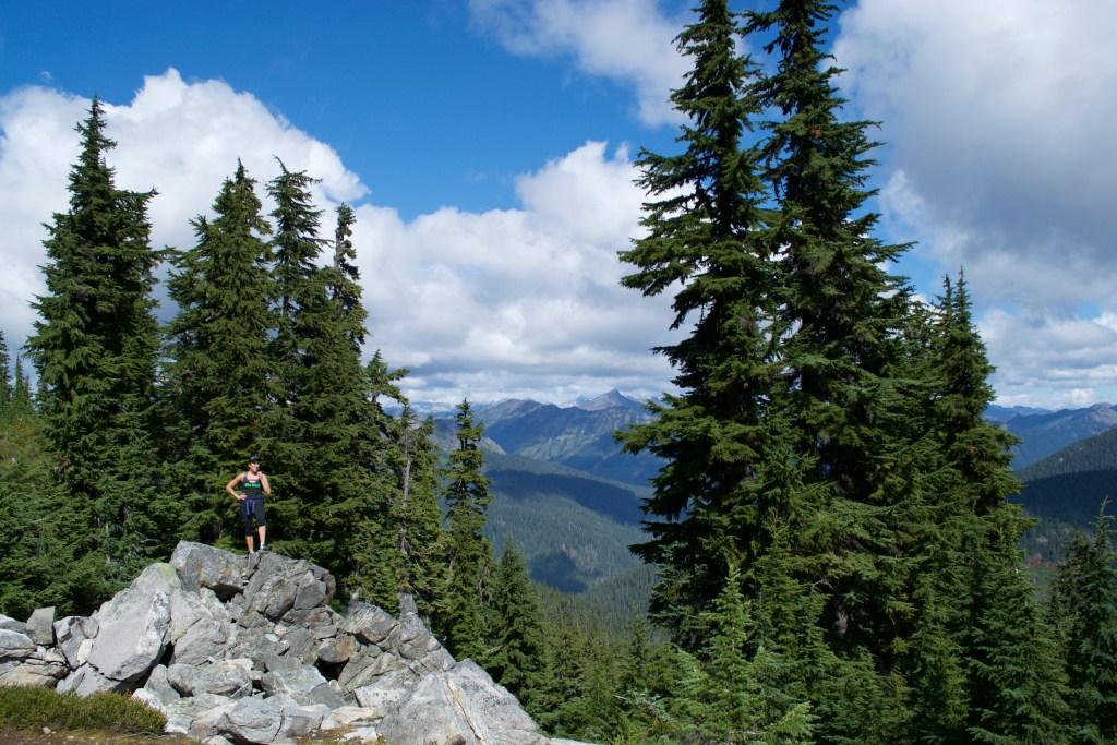 Pacific Crest Trail, Washington