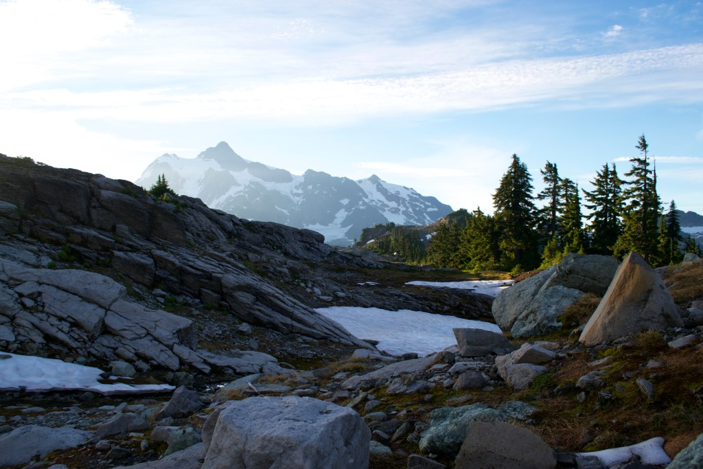 Artist Point, Mt. Baker, Washington