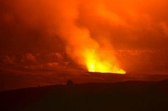 Pu'u O'o Crater, Kilauea, Big Island