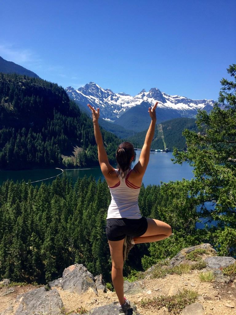 Ross Dam Lake - North Cascade Mountains, Washington