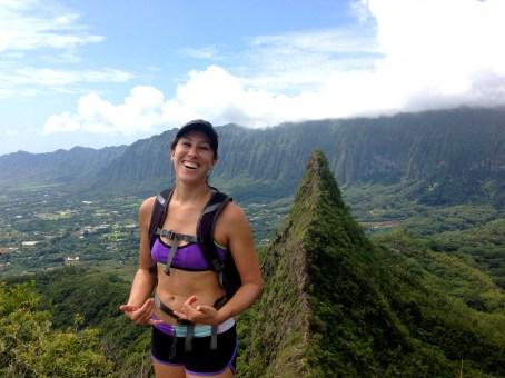 Second Peak of Olo'mana Three Peaks, O'ahu