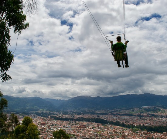 Cuenca Mirador Del Turi Ecuador