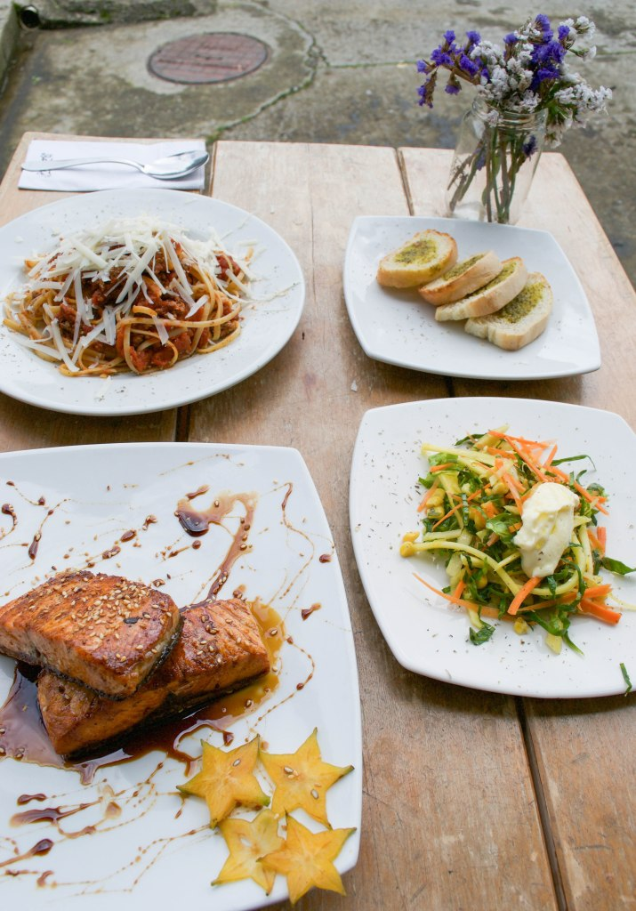 Bernabe Food, Salento, Colombia