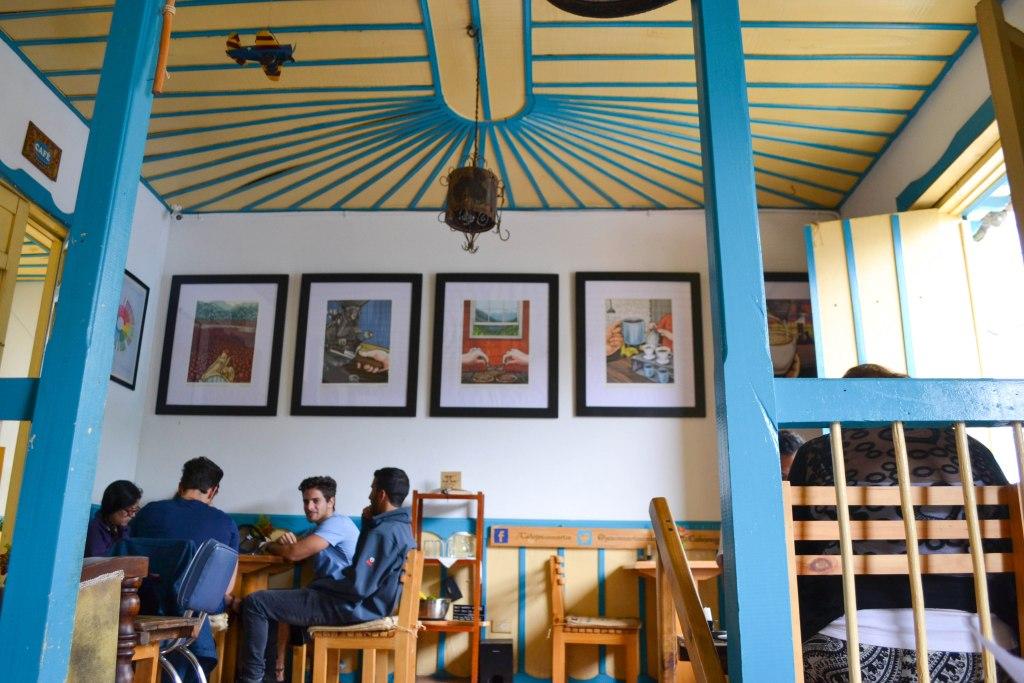 Jesus Martin Coffee, Salento, Colombia