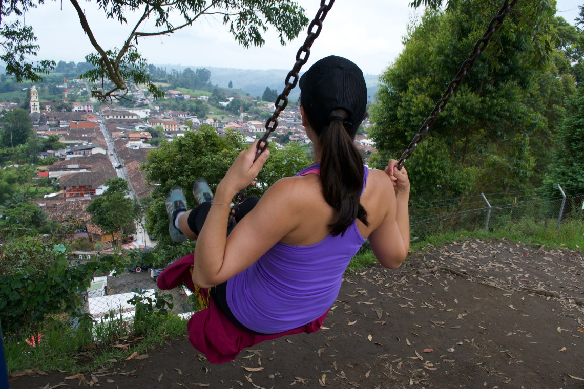 Swing, Salento, Colombia