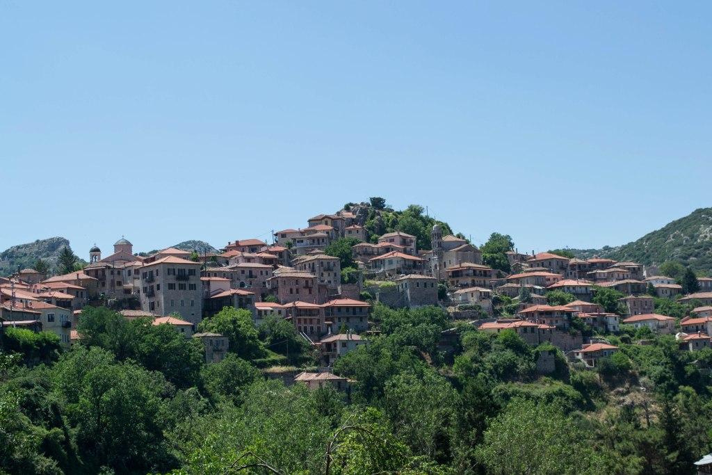 Dimitsana, Greece
