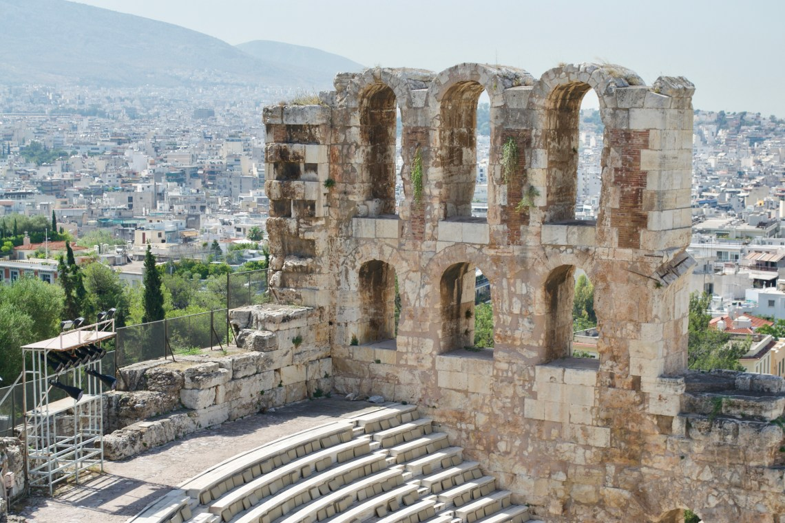 Acropolis - Athens, Greece