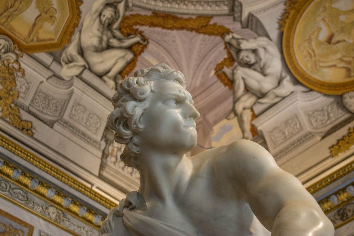 Michelangelo's David - Rome, Italy