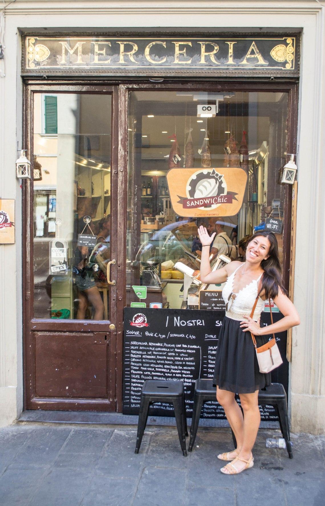 Sandwichic - Florence, Italy