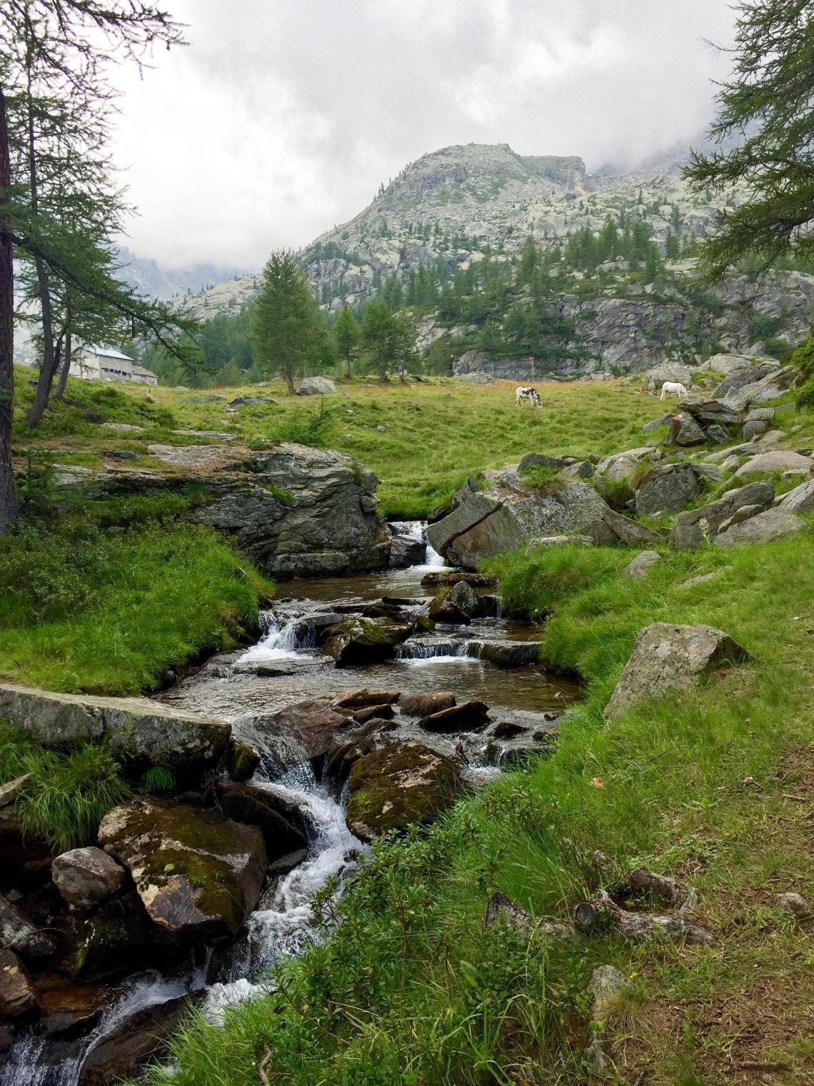 Lago Di Dres, Italy