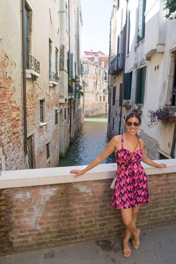 Venice, Italy: July, 2017