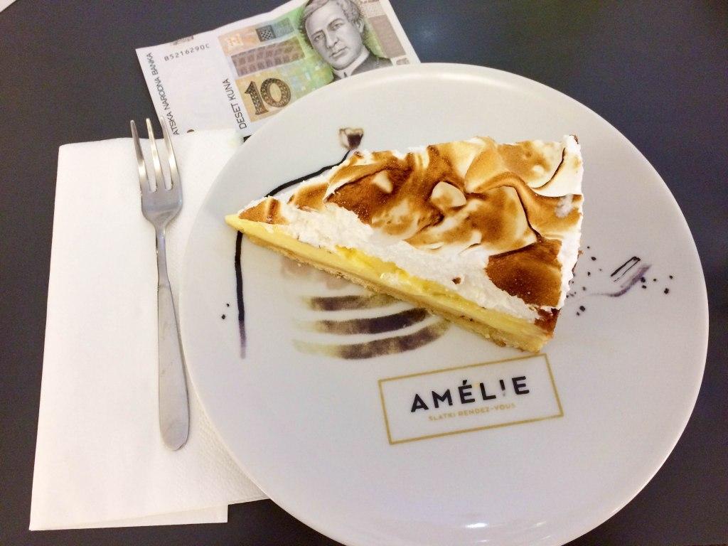 Amelie Dessert Zagreb, Croatia
