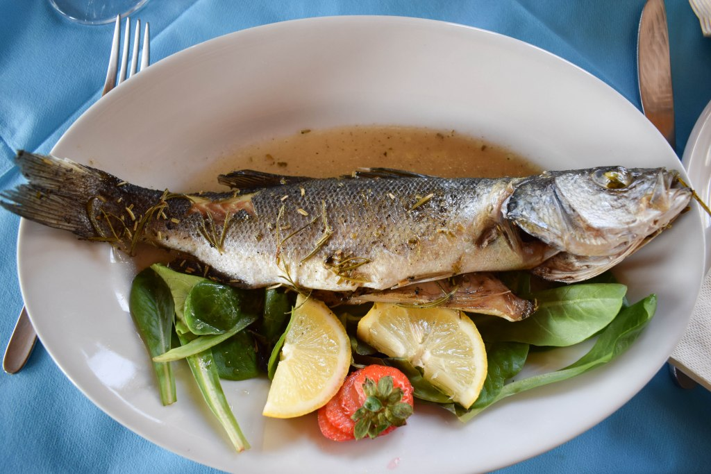 Fish in Italy