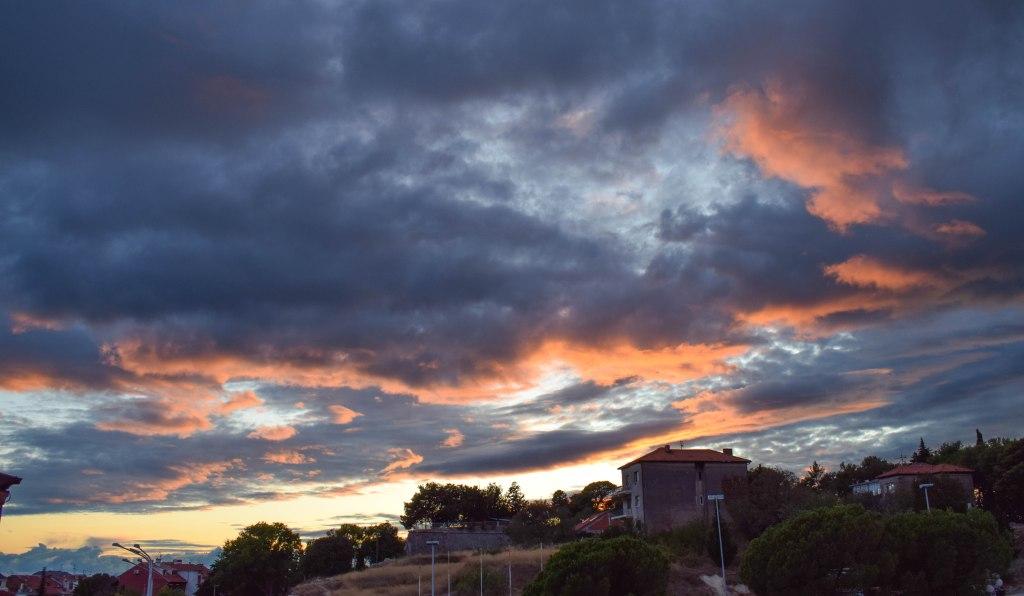Split Sunset, Croatia