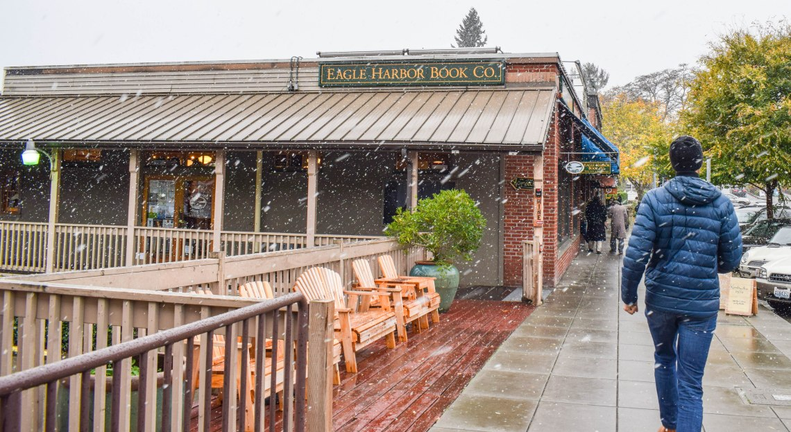 Bainbridge Island, Seattle, Washington