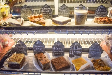 Coffee Gallery Pastries