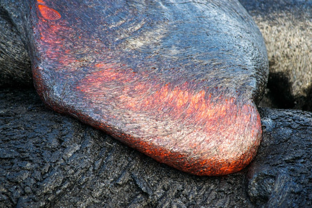 Lava - Big Island, Hawaii