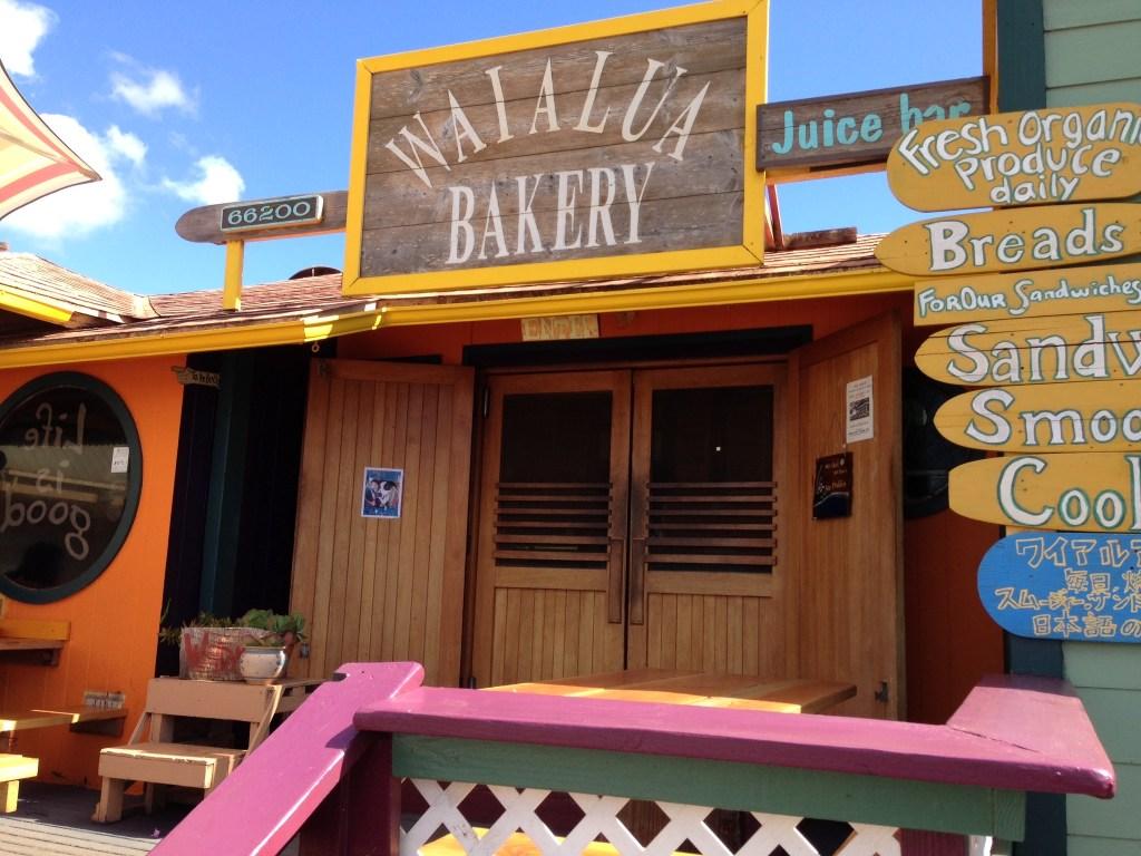 Waialua Bakery, Haleiwa North Shore Oahu, Hawaii