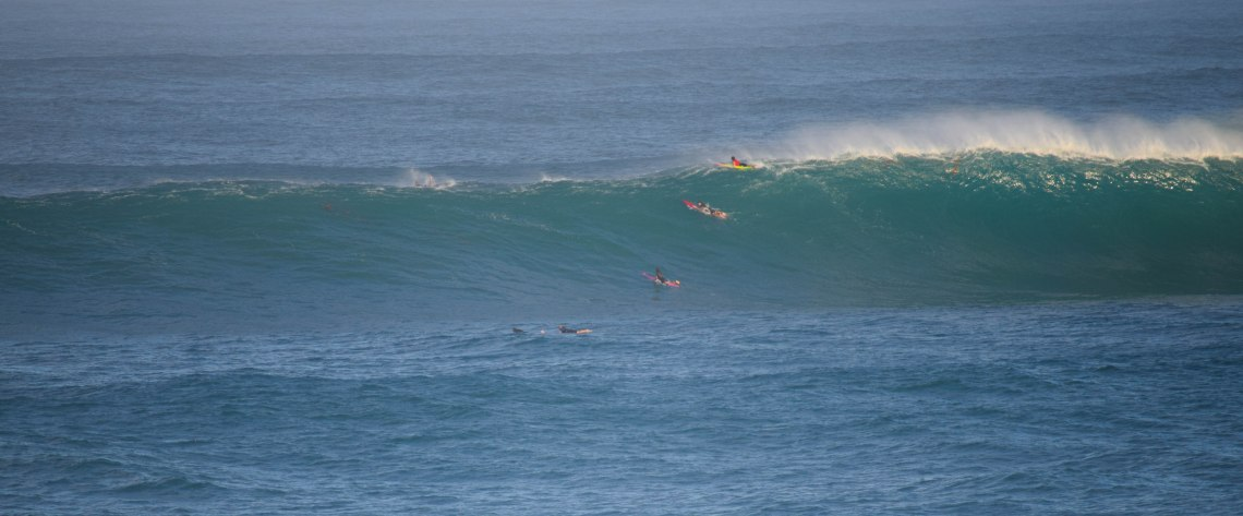 Waimea Bay Surf Competition