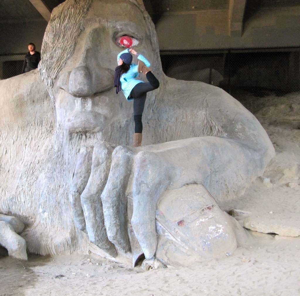 Fremont Troll, Seattle