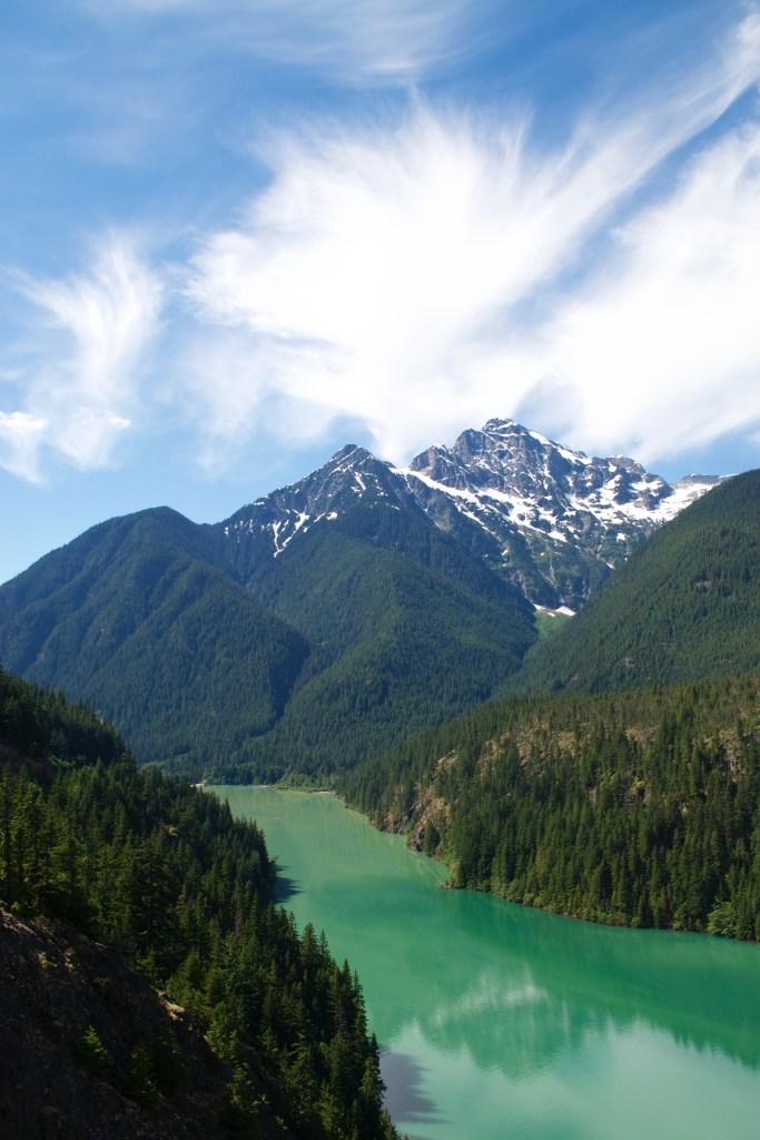 Ross Dam Lake