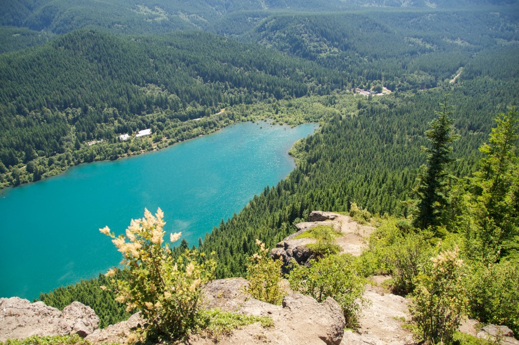 Rattlesnake Lake, Washington