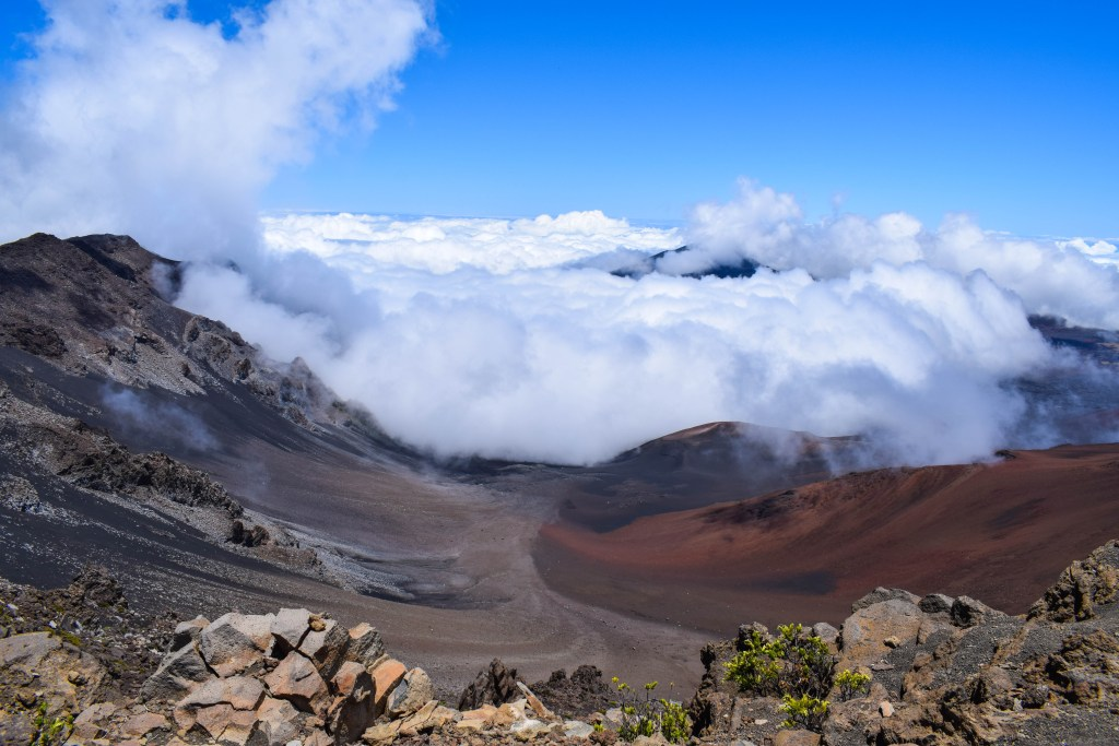 Haleakala Summit, Maui