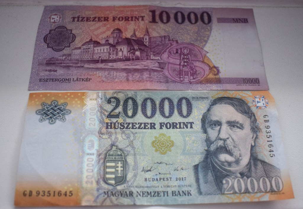 Hungarian Currency, Forint
