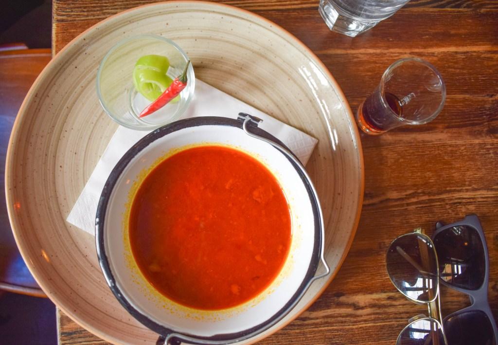 Goulash Soup - Budapest, Hungary