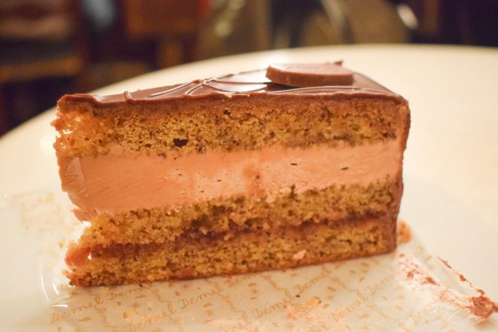 Sacher Torte from Demel - Vienna, Austria