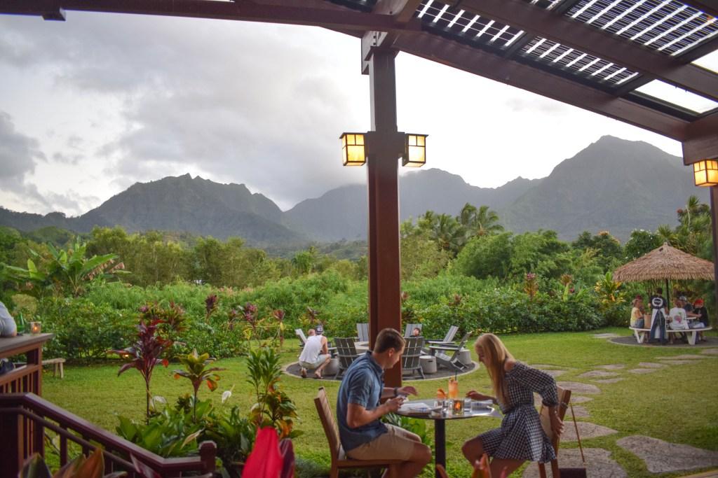 Ama Hanalei, Kauai