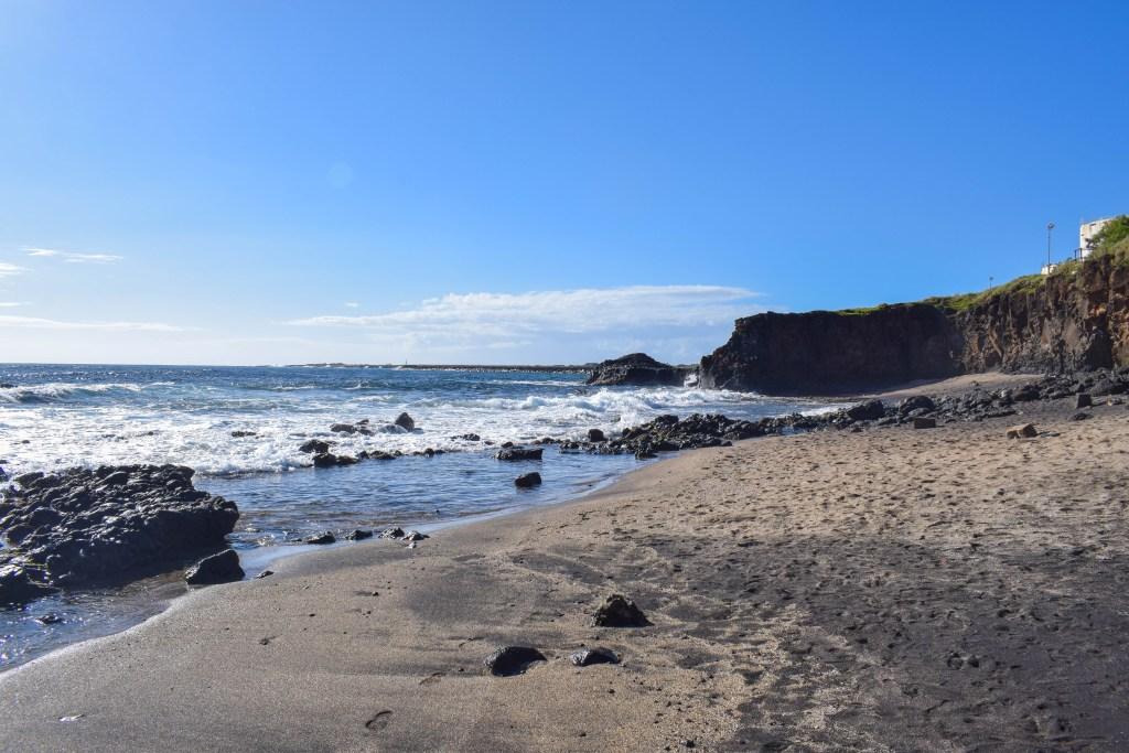 Ele'ele Glass Sand Beach, Kauai