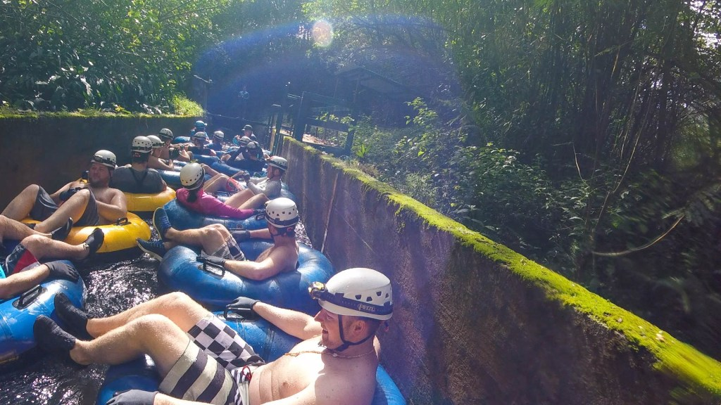Tubing with Kauai Backcountry Adventures