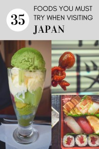 35 Foods You Must Try When Visiting Japan