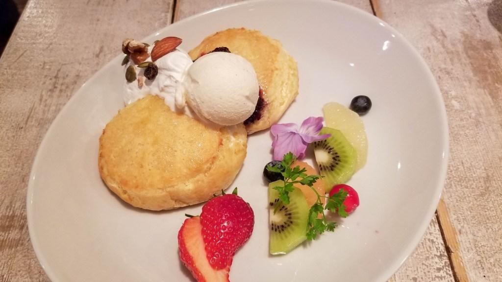 Heavenly Pancake, Japan