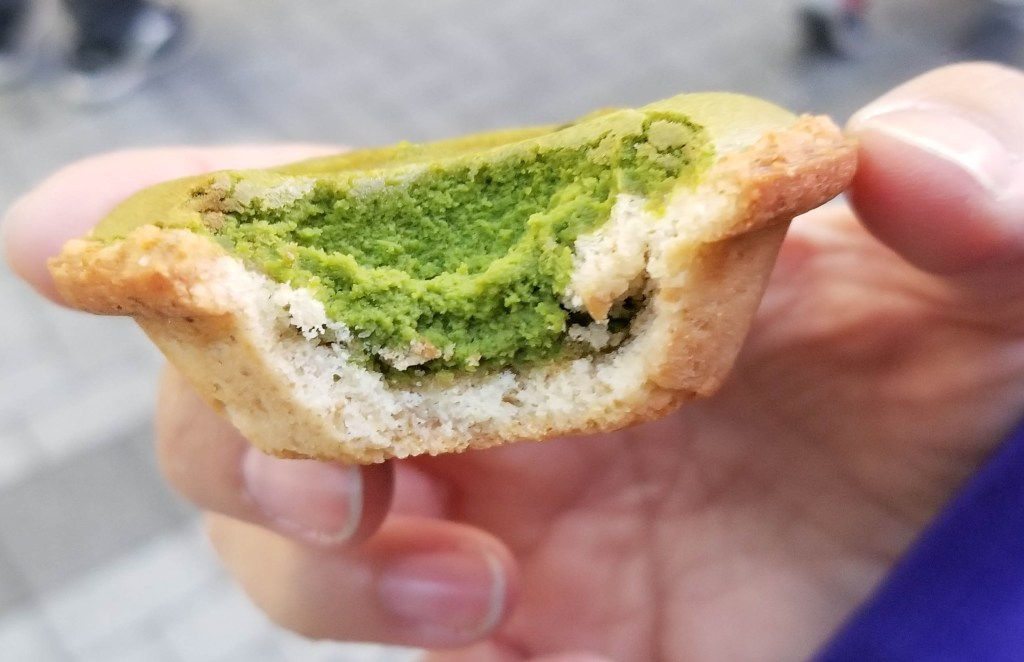 Pablo Mini Matcha Cheese Tart