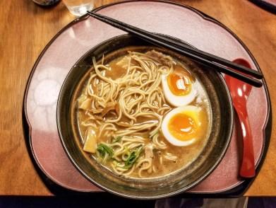 Soy Ramen - Tokyo, Japan