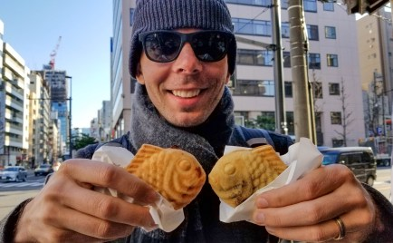 Tayaki Fish Cakes - Japan Sweets
