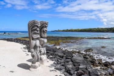 Pu'uhonua o Honaunau National Historic Park