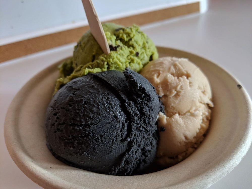 Wing Ice Cream, Honolulu, Hawaii