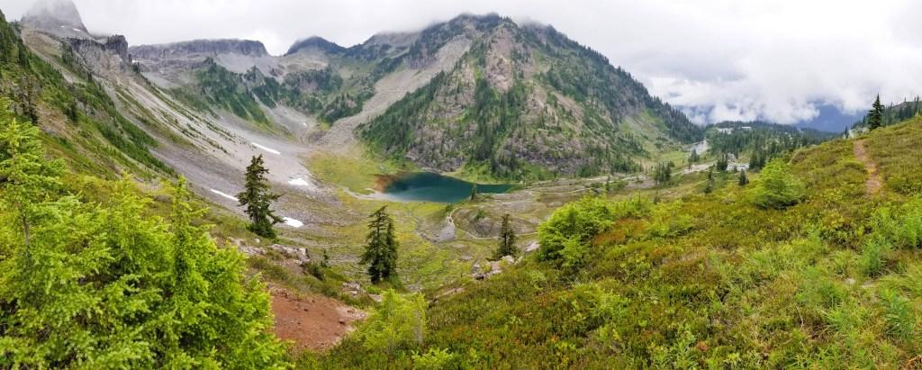 Chain Lakes Hike - Mount Baker, Washington