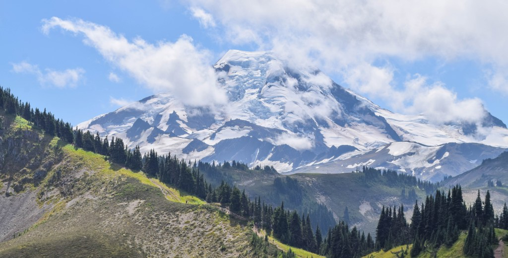 Skyline Divide - Mount Baker, Washington