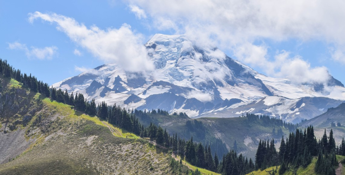 Skyline Divide - Mount Baker, Washington