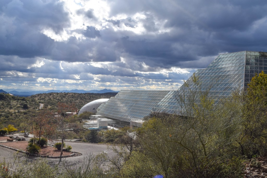 Biosphere 2 - Oracle, Arizona